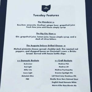 Tuesday Deals!