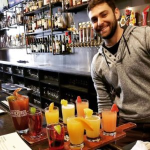 Kyle is back behind the bar! Stop in to see your boy tonight from…