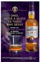 Hop Scotch is proud to be teaming up with Glenlivet to support The Purple Heart…