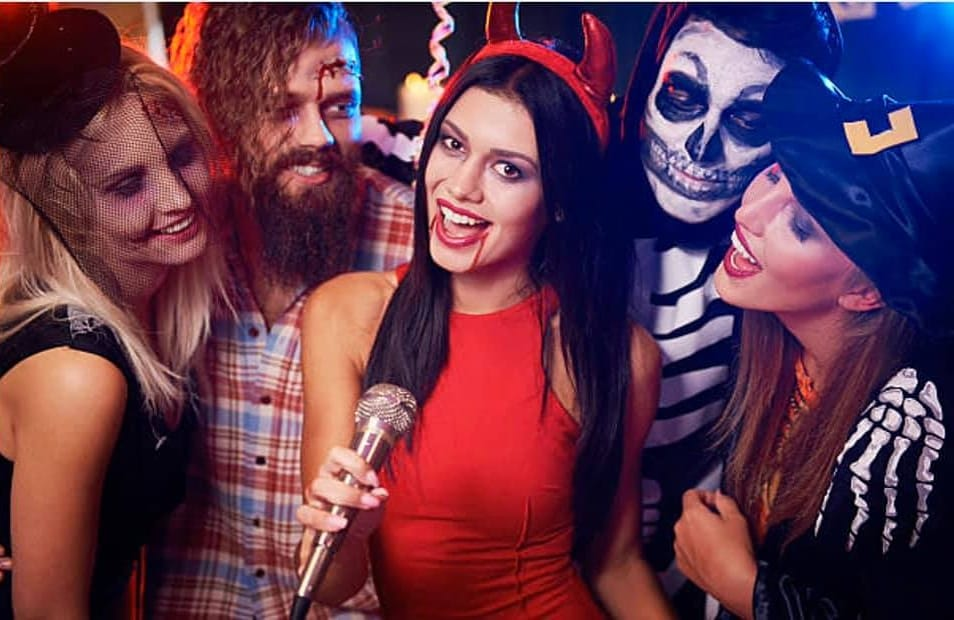 Tonight is the night we all have been waiting for! Our Costume Karaoke Hallowee…